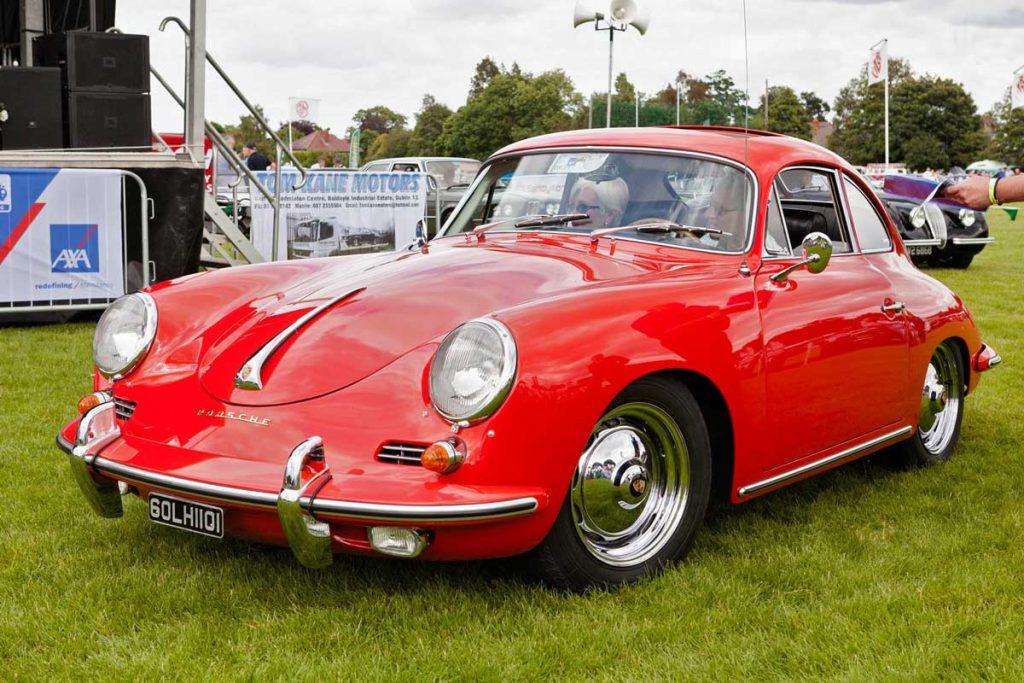 1960 Porsche 356 - 2016 Car of the Show