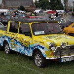 6 Wheeled Mini