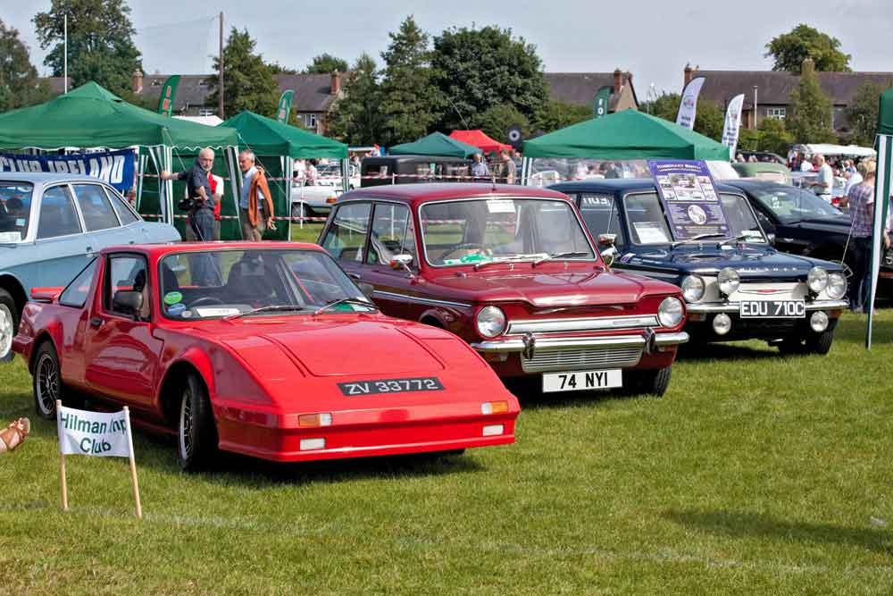 Hillman Imp Club The Irish Jaguar And Daimler Clubthe
