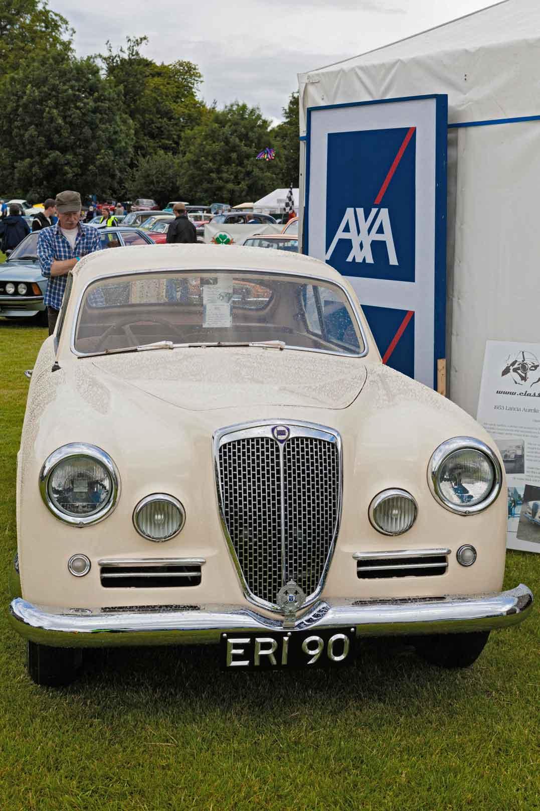 Lancia_Aurelia_B20_8792 - The Irish Jaguar and Daimler ClubThe Irish ...