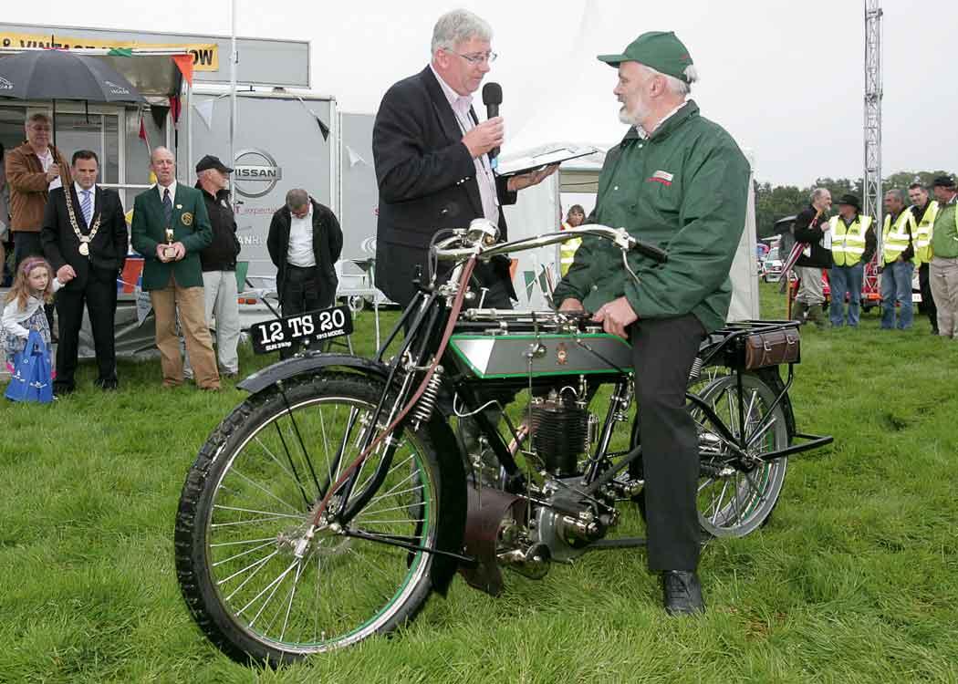 Sun 1085 1912 Motorcycle 426 The Irish Jaguar And