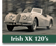 Irish xk's