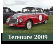Terenure car show 2009