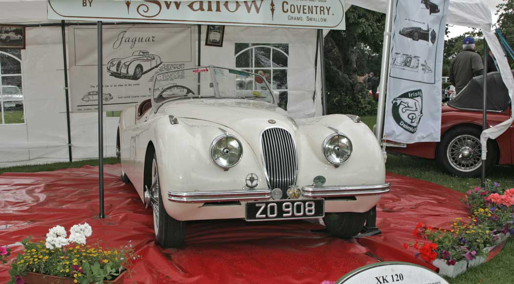 Terenure Show 2008 - 60 Years of the XK Jaguar