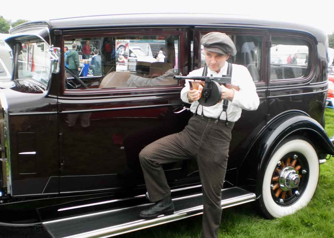 Classic And Vintage Car Insurance Ireland