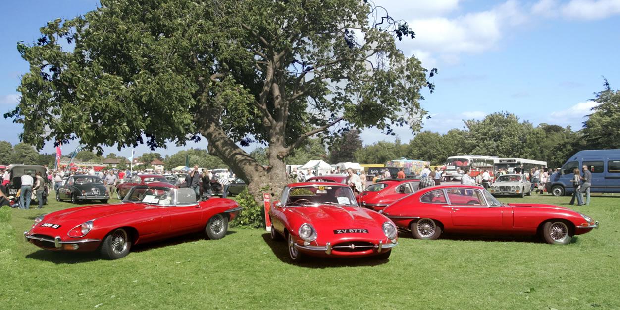 Irish Classic & Vintage Motor Show, Terenure 2019
