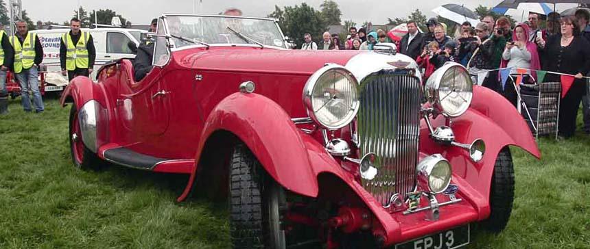 Lagonda LG45 Rapide 1937