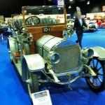 Silver Stream car