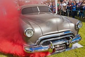 1949 Oldsmobile Rat Led Sled