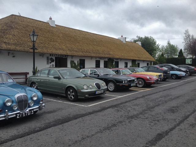 Join Irish Jaguar Daimler Club