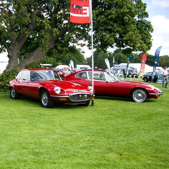 Irish Jaguar and Daimler Club.