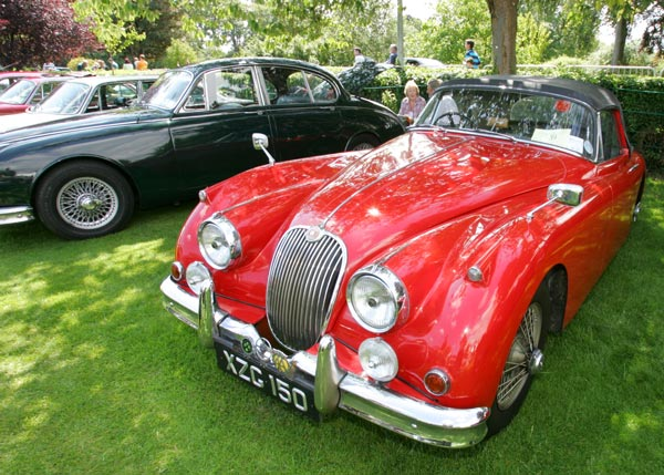 Irish Jaguar & Daimler Owners Club